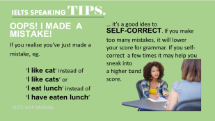 IELTS SPEAKING TIP 4