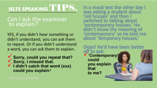 IELTS SPEAKING TIP 2