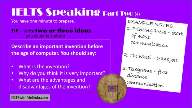 Practise IELTS speaking