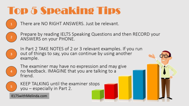 IELTS SPEAKING TIP 7