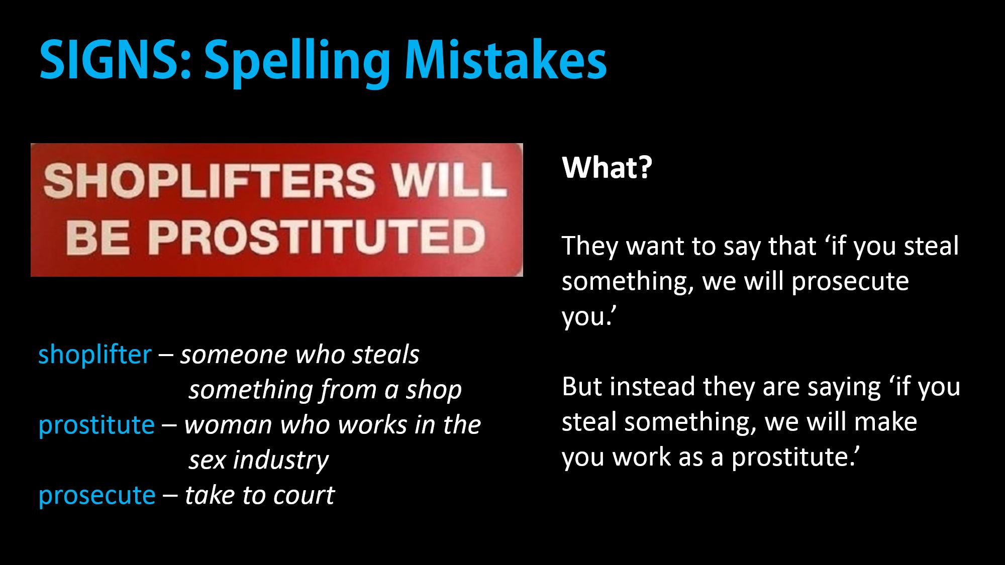 Worksheet Why Is Spelling Important bloopers ieltswithmelinda spelling is important