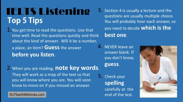 Listening Tip 4