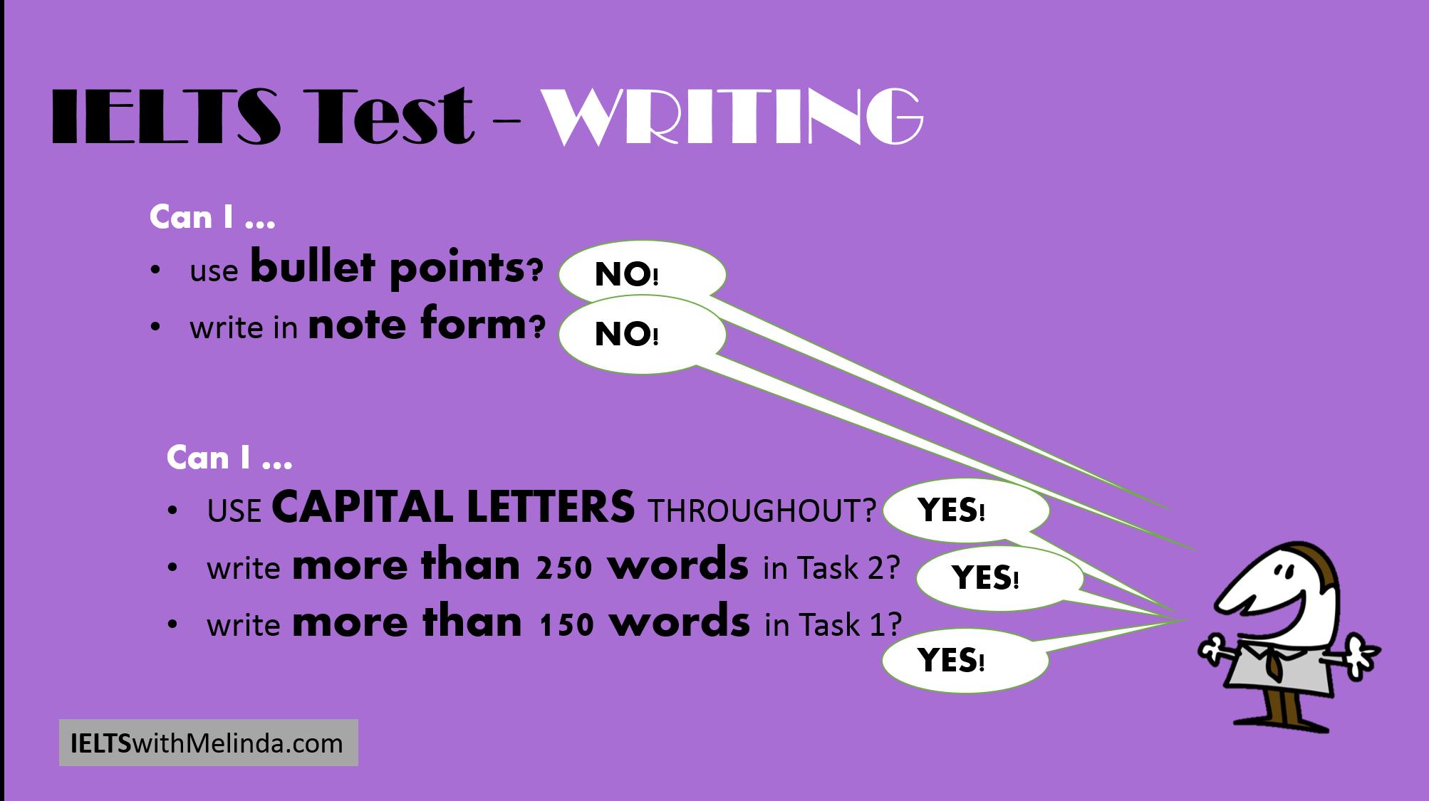 Writting help